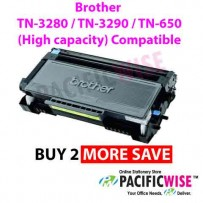 Brother TN-3280 / TN-3290 / TN-650 (High Capacity) Compatible