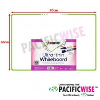 ULTRA - THIN WHITEBOARD 60 X 90CM